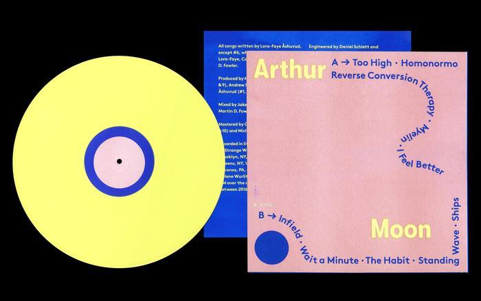 Arthur Moon – Arthur Moon 3