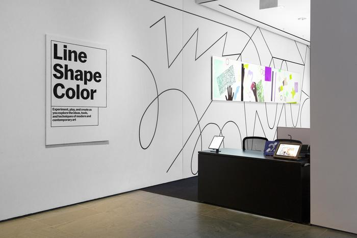 MoMA's Art Lab 2
