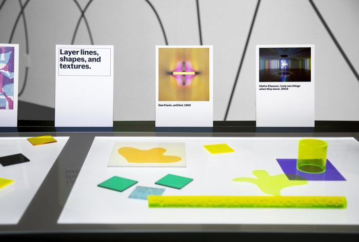 MoMA's Art Lab 3