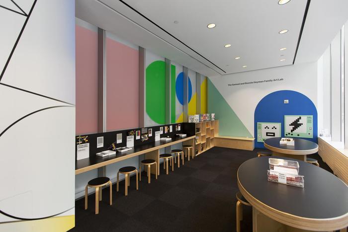 MoMA's Art Lab 4
