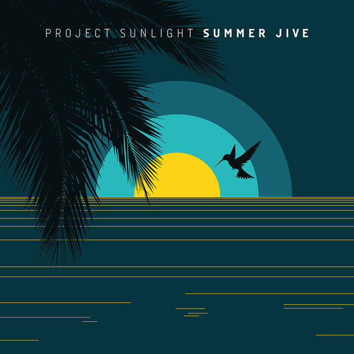 Project Sunlight single record covers 2