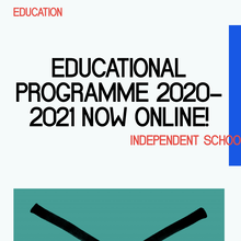 School for the City website