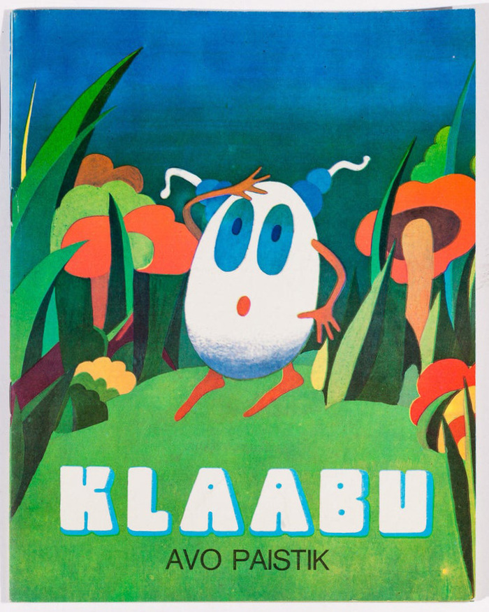 Klaabu book and cartoons 1