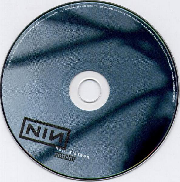 "CD with ""halo sixteen"" in Index."