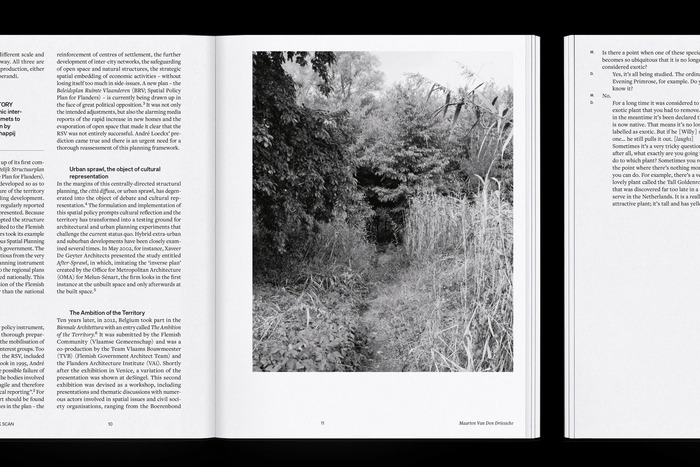 """The Flanders Architectural Review N° 14, """"When Attitudes Take Form"""" 2"""
