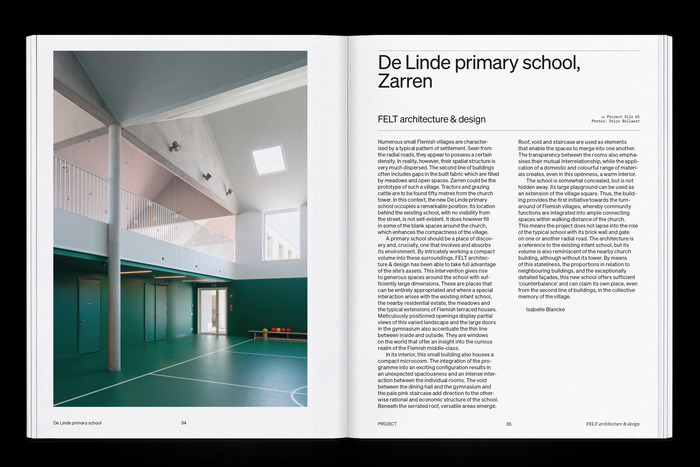 """The Flanders Architectural Review N° 14, """"When Attitudes Take Form"""" 3"""