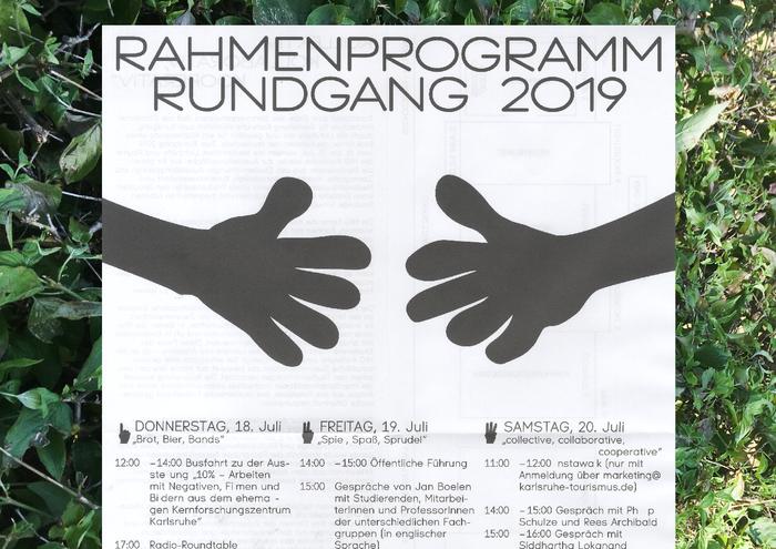 Rundgang 2019 – HfG Karlsruhe 1