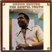 Brook Benton – <cite>The Gospel Truth</cite> album art