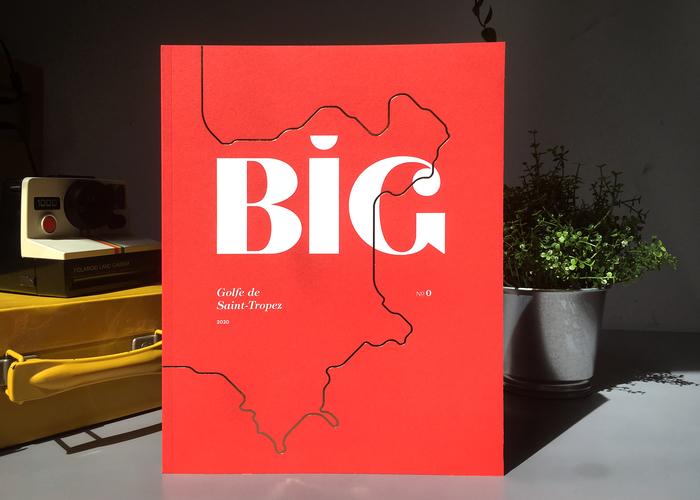 "BIG city guide, No. 0, ""Saint-Tropez"" 1"