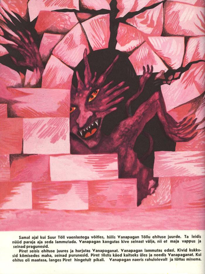 Suur Tõll book 9