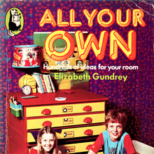 <cite>All Your Own</cite> by Elizabeth Gundrey (Beaver Books)
