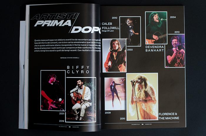 Billboard Italia magazine, May 2020 7
