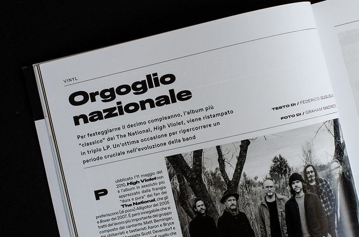 Billboard Italia magazine, May 2020 8