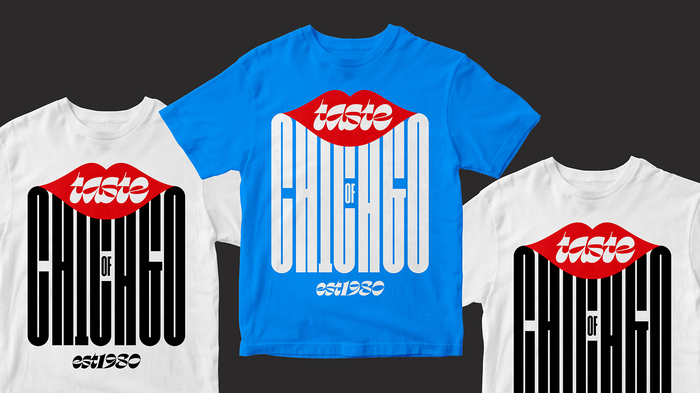 The money raised by the City of Chicago through shirt sales goes to benefit the Arts for Illinois Relief Fund.