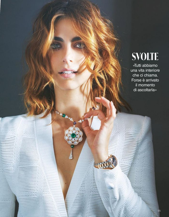 Grazia magazine (Italy), issue 27–28, June 2020 5