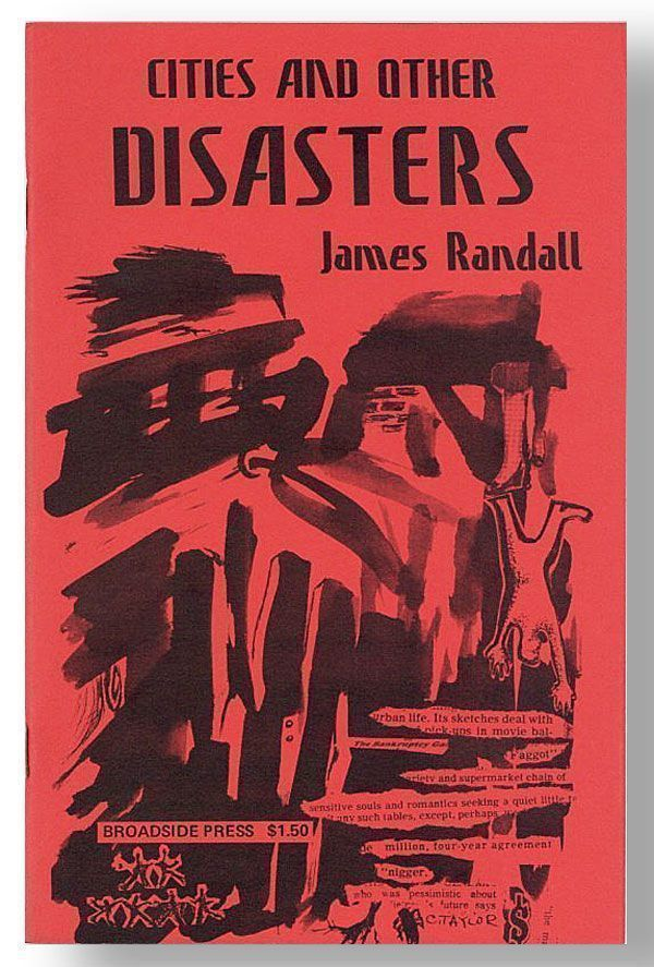 Cities and Other Disasters by James Randall
