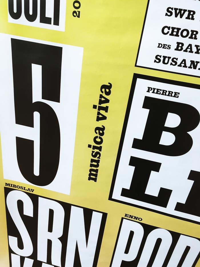 SWR Experimentalstudio concert poster 1
