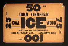 John Finnegan sign