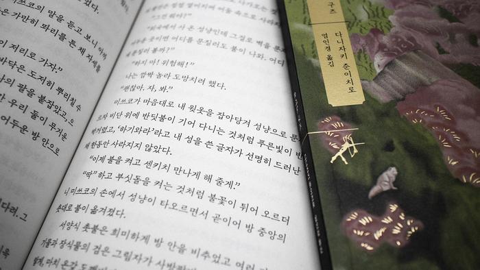 Ssonsal Mungo: Tanizaki Junichiro (Minumsa) 4