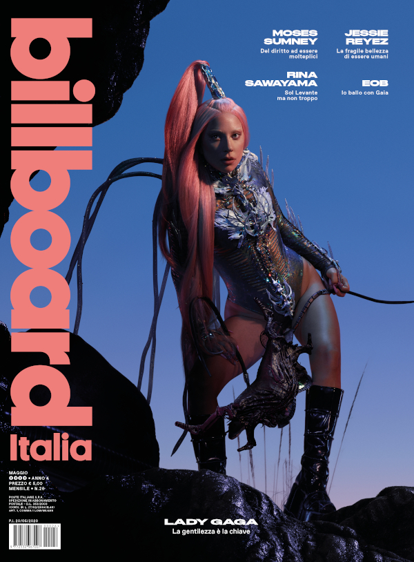 Billboard Italia magazine, May 2020 2