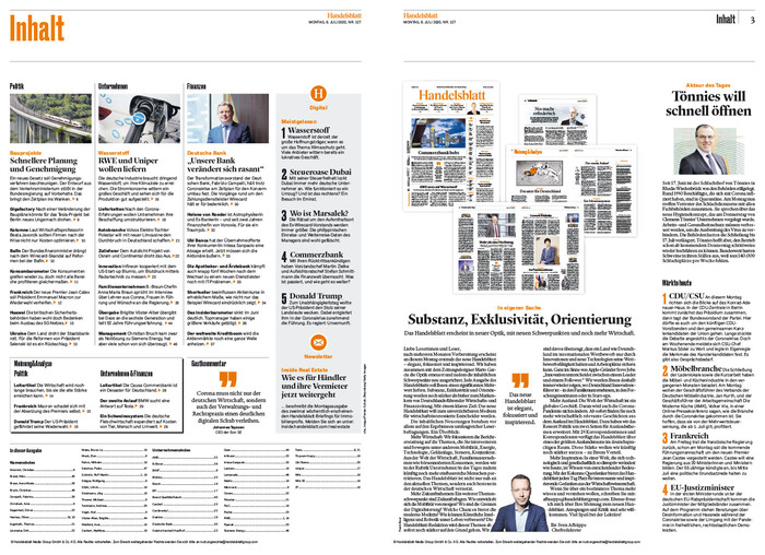 Handelsblatt (2020 redesign) 2