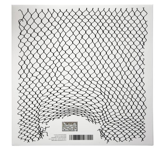 Clipping. – CLPPNG album art 2