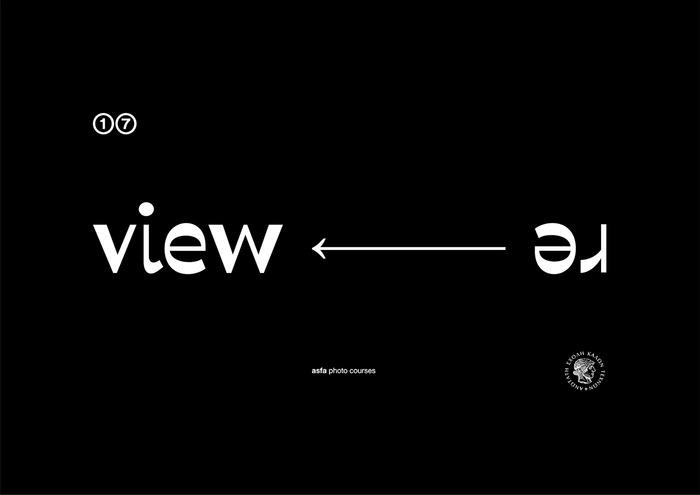 Review 17 / ASFA Photography courses catalogue 5