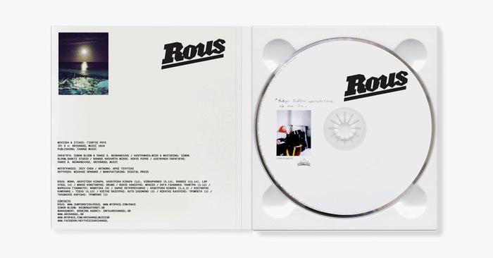 Rous – Rous album art 2