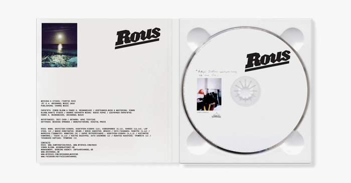 Rous – Rous album art 2