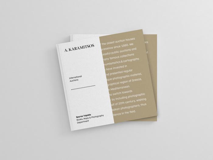 A. Karamitsos international auctions portfolio 1