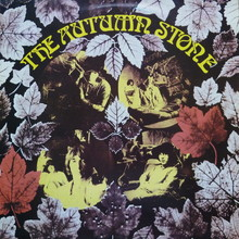The Small Faces – <cite>The Autumn Stone</cite> album art