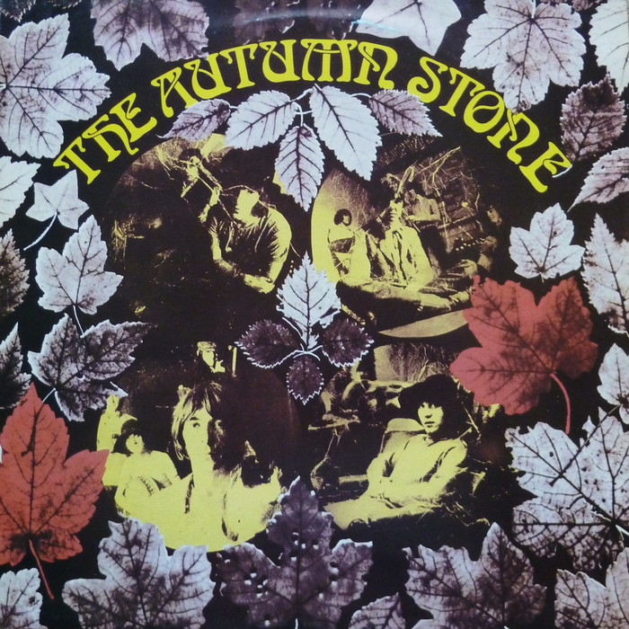 The Small Faces – The Autumn Stone album art