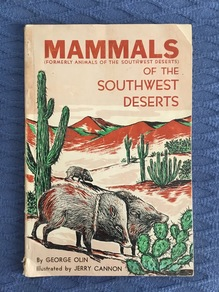 <cite>Mammals of the Southwest Deserts</cite>