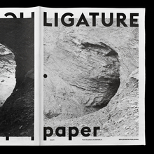 <cite>Ligature Paper</cite>