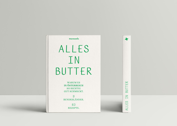 Alles in Butter Thermomix cookbook 1