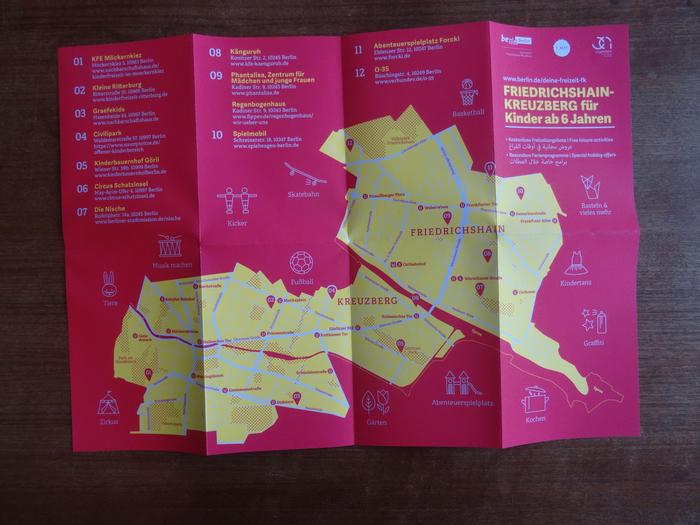 Deine Freizeit Berlin map 1