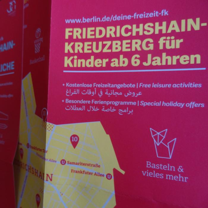 Deine Freizeit Berlin map 2
