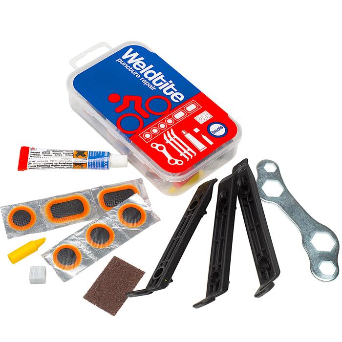 Weldtite puncture repair packaging 3