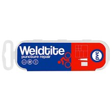 Weldtite puncture repair packaging