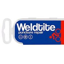 Weldtite puncture repair packaging