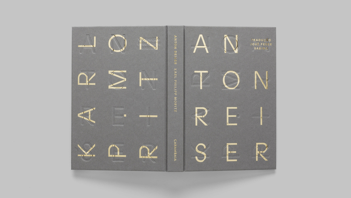 AntonReiser by Karl Philipp Moritz (Editora Carambaia) 1
