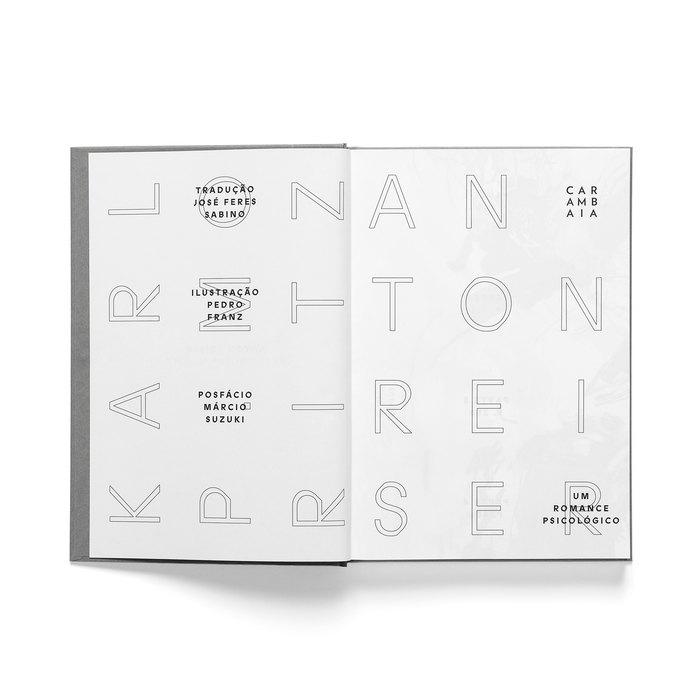AntonReiser by Karl Philipp Moritz (Editora Carambaia) 6