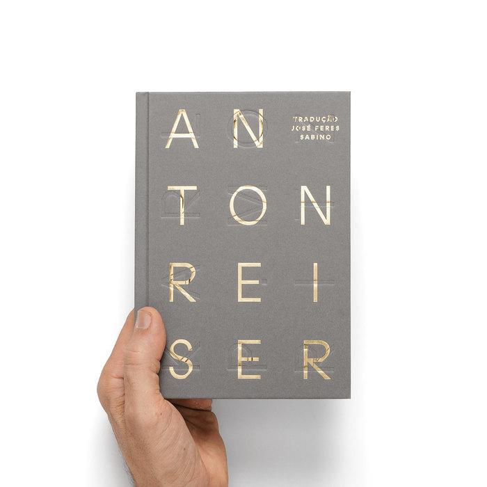 AntonReiser by Karl Philipp Moritz (Editora Carambaia) 10