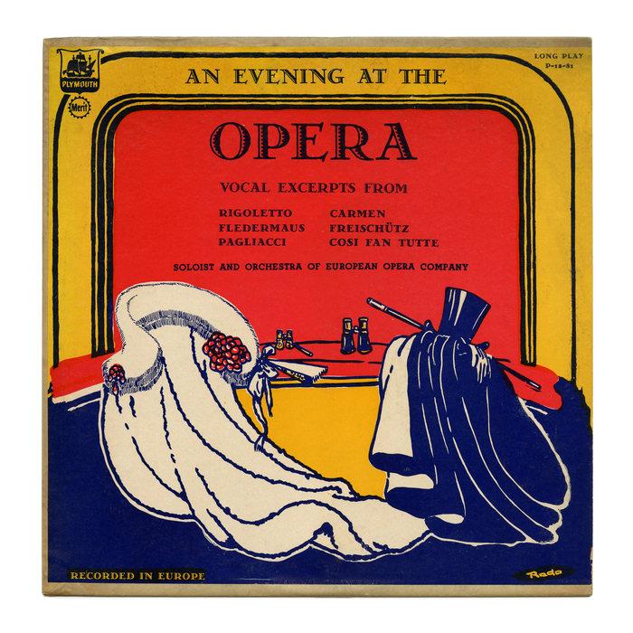 An Evening At The Opera (Plymouth) album art