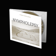 Yiorgis Sakellariou – <cite>Nympholepsy</cite> album art