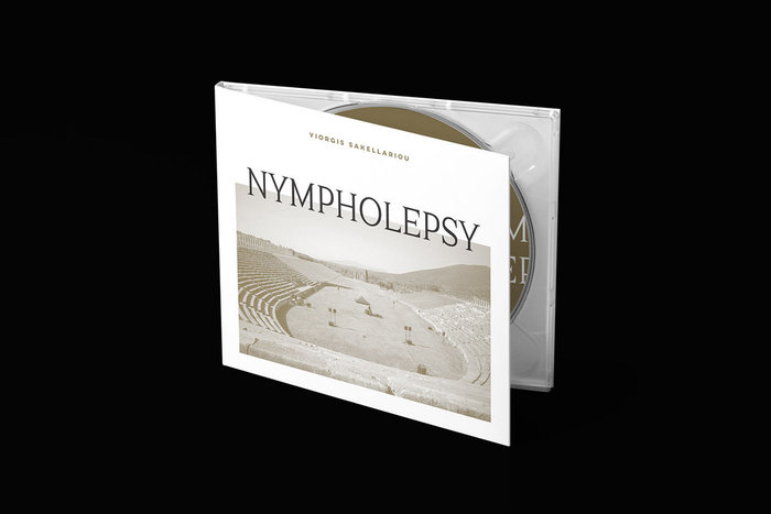 Yiorgis Sakellariou – Nympholepsy album art 1