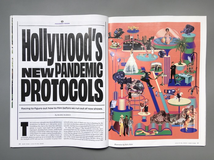 New York magazine's 'Television in Crisis' series 9