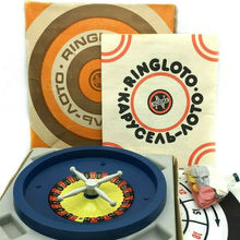 Ringloto game set