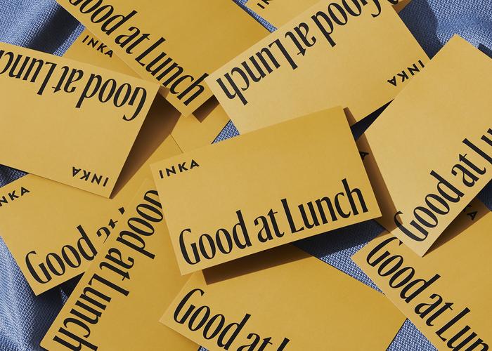 Inka Lunchware 2
