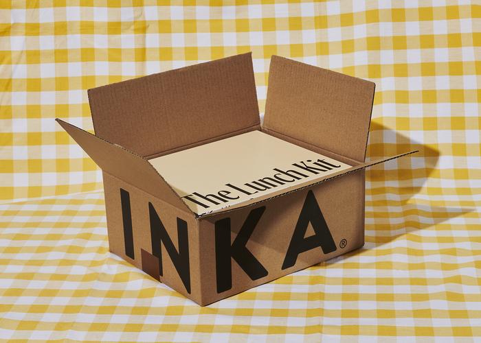 Inka Lunchware 1